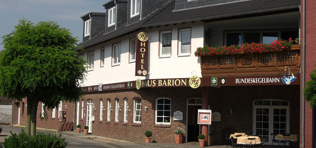 Hotel Haus Barion Erftstadt