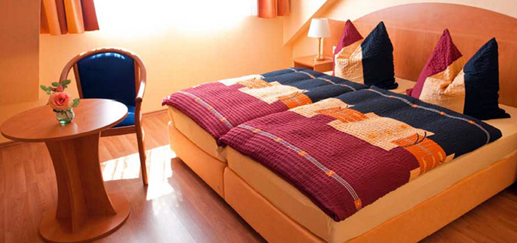 Zimmer im Hotel, Erftstadt
